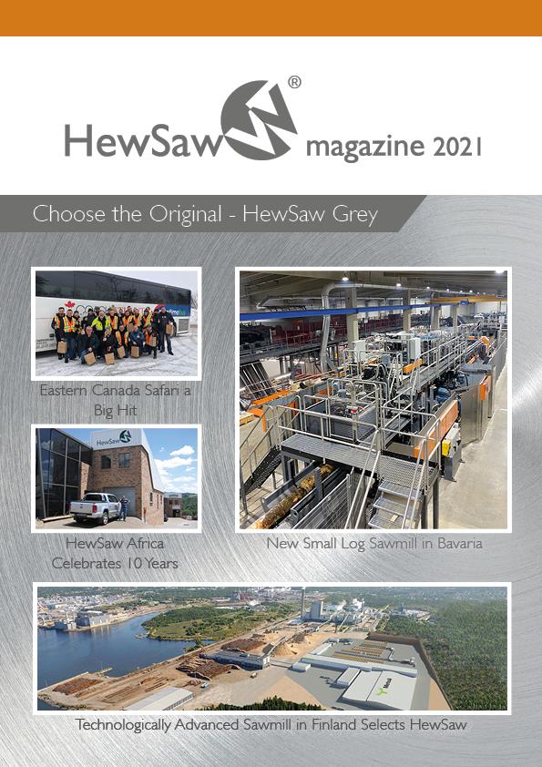 HewSaw Magazine